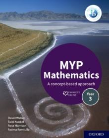 MYP Mathematics 3 Course Book - Harrison, Rose
