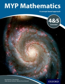 MYP mathematics 4 & 5 extended - Torres-Skoumal, Marlene