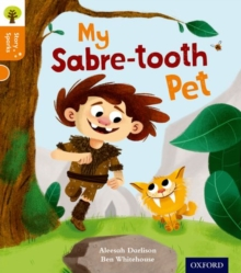 Image for My sabre-tooth pet
