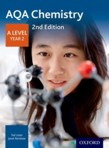 Image for AQA A Level chemistry year 2 student book