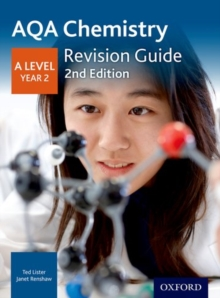 AQA A level chemistryYear 2,: Revision guide