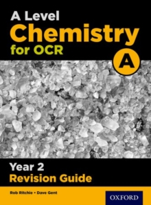 Image for OCR A level chemistry AYear 2,: Revision guide