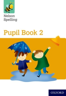 Image for Nelson Spelling Pupil Book 2 Pack of 15