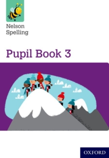 Image for Nelson Spelling Pupil Book 3 Pack of 15