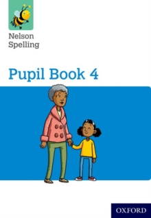 Image for Nelson Spelling Pupil Book 4 Pack of 15