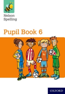 Image for Nelson Spelling Pupil Book 6 Pack of 15