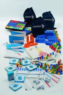 Numicon: Breaking Barriers Group Apparatus Pack - Tacon, Romey