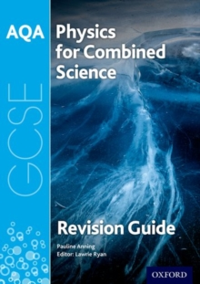 Image for AQA physics for GCSE combined science - trilogyRevision guide