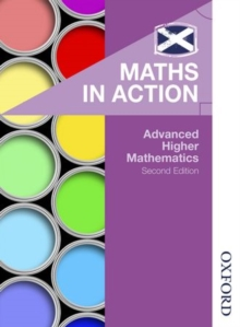 Image for Maths in actionAdvanced higher mathematics