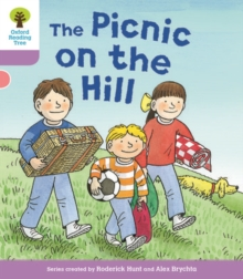 Image for The picnic on the hill