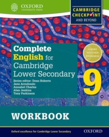 Image for Complete English for Cambridge Secondary 1Student workbook 9