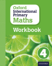Image for Oxford international primary mathsPrimary grade 4,: Workbook 4