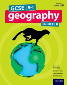 GCSE geography Edexcel B: Student book
