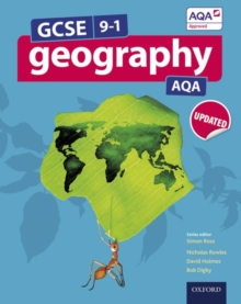 Image for GCSE geography AQA: Student book