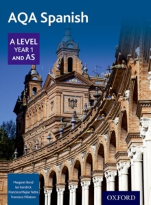 Image for AQA A level year 1 and AS Spanish: Student book