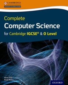 Image for Complete computer science for Cambridge IGCSE & O level: Student book