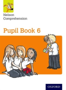Image for Nelson comprehensionPupil book 6