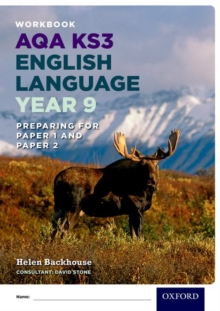 Image for AQA KS3 English Language: Year 9 Test Workbook Pack of 15