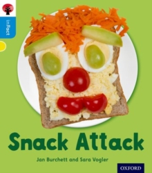 Image for Snack attack