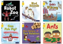 Image for Oxford Reading Tree inFact: Oxford Level 5: Class Pack of 36