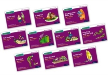Image for Read Write Inc. Phonics: Purple Set 2 Storybooks Mixed Pack of 10