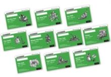 Read Write Inc. phonicsSet 1 (Green): B/W storybooks - Munton, Gill