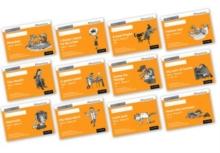 Image for Read Write Inc. Phonics: Black and White Orange Set 4 Storybooks Mixed Pack of 12