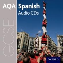 Image for AQA GCSE Spanish for 2016: Audio CD pack