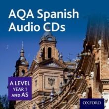 Image for AQA A level Spanish for 2016A Level/Key stage 5