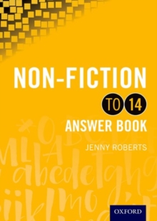 Image for Non-fiction to 14: Answer book