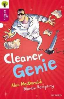 ORT ALL STARS LEV 10 CLEANER GENIE NE