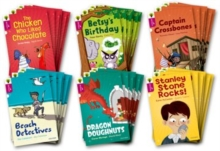 Image for Oxford Reading Tree All Stars: Oxford Level 10: Class Pack of 36 (2b)