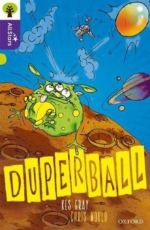 Image for Oxford Reading Tree All Stars: Oxford Level 11 Duperball : Level 11