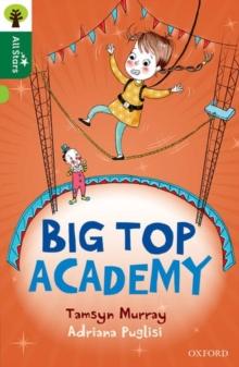 Image for Big top academy