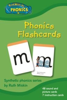 Read Write Inc. Home: Phonics Flashcards - Miskin, Ruth
