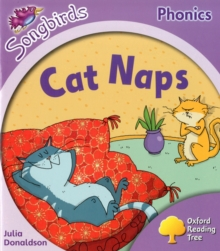 Image for Oxford Reading Tree: Level 1+: More Songbirds Phonics : Cat Naps