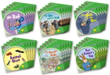 Image for Oxford Reading Tree: Level 2: More Songbirds Phonics : Class Pack (36 books, 6 of each title)