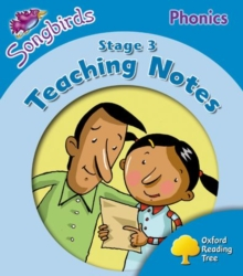 Image for Oxford Reading Tree Songbirds Phonics: Level 3: Teaching Notes