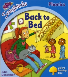 Image for Oxford Reading Tree: Level 3: More Songbirds Phonics : Pack (6 books, 1 of each title)