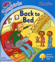 Image for Oxford Reading Tree: Level 3: More Songbirds Phonics : Back to Bed