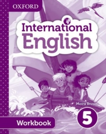 Image for Oxford International Primary English Student Workbook 5