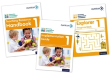 Image for Numicon: Geometry, Measurement and Statistics 1 Easy Buy Pack