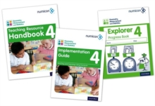 Image for Numicon: Geometry, Measurement and Statistics 4 Easy Buy Pack