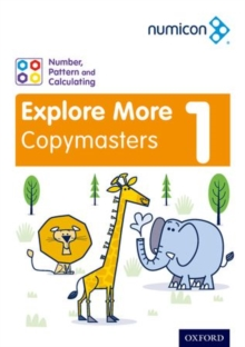 Image for Number, pattern and calculating 1: Explore more copymasters