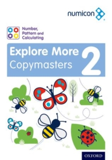 Image for Number, pattern and calculating 2: Explore more copymasters