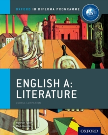 Image for Oxford IB Diploma Programme: English A: Literature Course Companion
