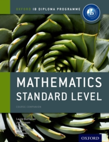 Mathematics standard level: Course companion - La Rondie, Paul