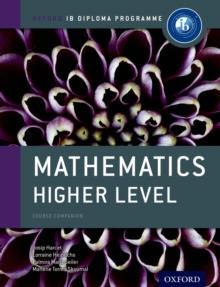 Mathematics higher level: Course companion - Harcet, Josip