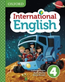 Image for Oxford international primary English: Student book 4
