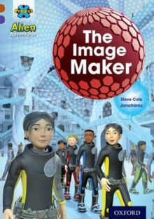 Image for The image maker